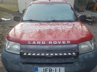 käytetty Land Rover Freelander 1.8 -01