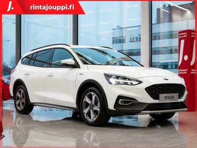 käytetty Ford Focus 1,5 EcoBoost 182hv A8 Active Wagon *** J. kotiintoimitus, Kysy saatavuudesta!