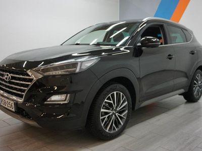 käytetty Hyundai Tucson 1,6 CRDi 136 hv 4WD 7-DCT Style **ILMAINEN KOTIINKULJETUS**