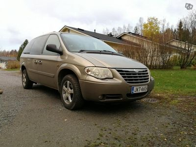 used Chrysler Grand Voyager 3.3 V6 LX A4 StownGo 7h