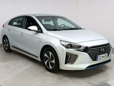 käytetty Hyundai Ioniq hybrid DCT Comfort Automaatti / Navigointi / Infinity-Audio / Kaistavahti/ Adapt.Vakionopeudensäädin ++