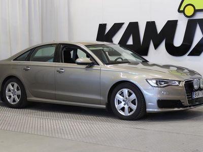 käytetty Audi A6 *KORKOKAMPANJA!* Sedan Bsn Sport 3,0 V6 TDI 160 Quattro S tronic. Rahoituksella, Tarkastettuna, Koti