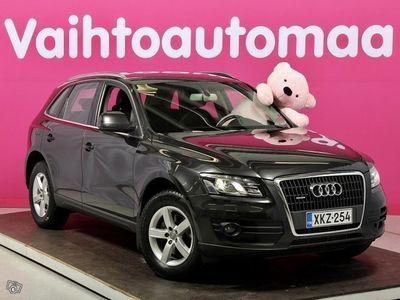 käytetty Audi Q5 2,0 TDI DPF quattro S tronic Busin (VM12 #Kaistanvahti #Nahkasisusta#Jakopääremontti tehty #Tutkat