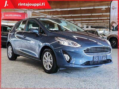 käytetty Ford Fiesta 1,0 EcoBoost 125hv A7 AUTOMAATTI Titanium 5-ovinen *** Rahoitus 0 %