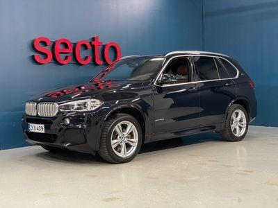 käytetty BMW X5 F15 M-Sport xDrive40e A, Navigointi, Nahkaverhoilu