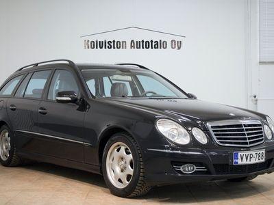käytetty Mercedes E280 CDI Avantgarde STW A
