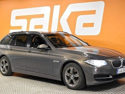 käytetty BMW 530 530 F11 Touring d A xDrive Business ### NORMAL FRIDAY -hinta! ### ** 1 om Suomiauto / Facelift / Pano