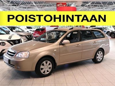 käytetty Chevrolet Nubira STW SX 2,0D M/T AC Star