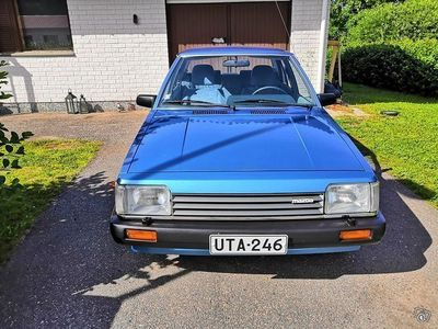 gebraucht Mazda 323 1.3 DX Sedan vm. -84