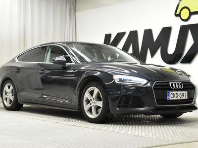 käytetty Audi A5 Sportback Business 1,4 TFSI 110 kW S tronic / LOHKO / VAKKARI / TUTKA TAKANA / ANDROID AUTO /