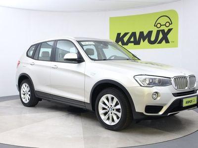 käytetty BMW X3 F25 xDrive30d TwinPower Turbo A // PA-lämmitin kauk. + ajast. // Panorama-katto / Navigointi //