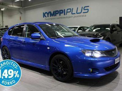 """käytetty Subaru Impreza 2,5 WRX sportswagon TG - ** RAHOITUSKORKO 1,49% ** - Suomi-auto / OZ Racing 18"""" / Stage 1 / Xenon / Cruise"""