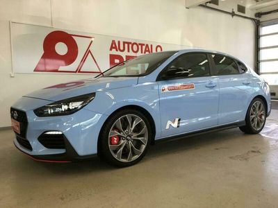 käytetty Hyundai i30 2,0 FASTBACK T-GDI 275 hv 6MT Performance Pack *rahoitustarjous 0% + kulut*