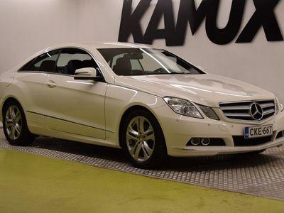 käytetty Mercedes E220 ECDI Coupé (AD) 2ov 2143cm3 A