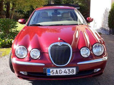 käytetty Jaguar S-Type V8, 4.2l