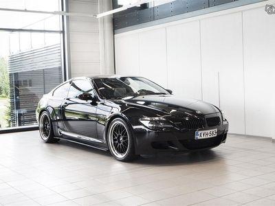 käytetty BMW M6