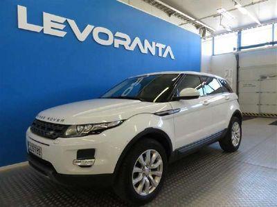 käytetty Land Rover Range Rover evoque 2,2 SD4 Pure Business Aut