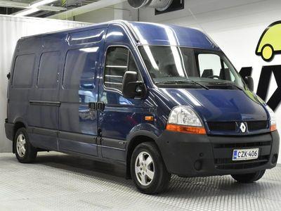 käytetty Renault Master MasterFOURGON 2.5DCI 120-FDRML6/408