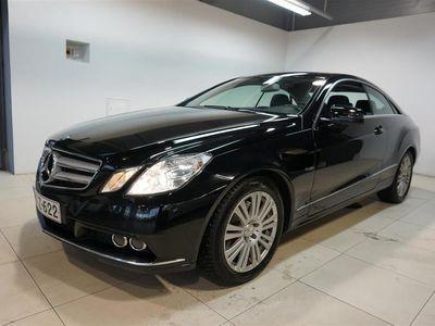 käytetty Mercedes E350 CDI BE Coupé A Tutkat,Navi,Osanahat. Rahoitus jopa ilman käsirahaa!