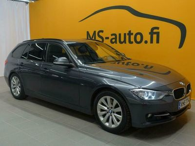 käytetty BMW 328 TwinPower Turbo A F31 Touring Business Sport Special Edt. #JuuriTullut
