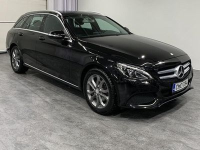 käytetty Mercedes C220 BlueTec *Rahoitusmahdollisuus