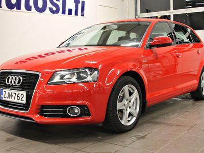 käytetty Audi A3 Attraction 1,2 TFSI S line Business