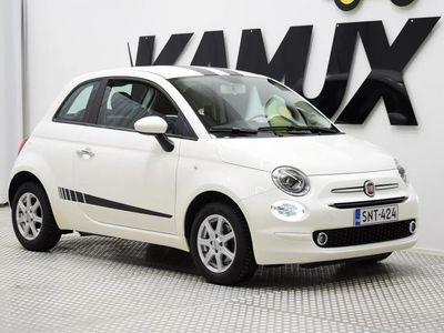 käytetty Fiat 500 1,2 69hv Pop Start&Stop / 1-Omisteinen SUOMI-AUTO /