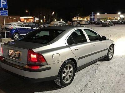 used Volvo S60 2.4 5d, hyvässä kunnossa