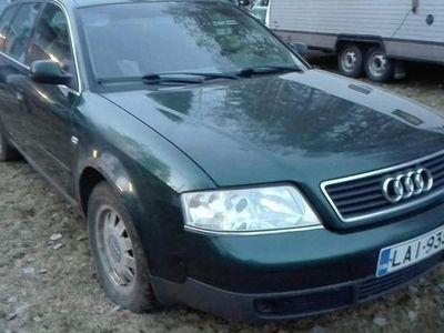 used Audi A6 2.4 1999