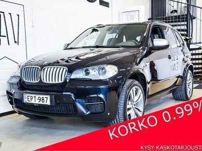 käytetty BMW X5 M50d xDrive Aut 381hv M-SPORT, K. WEBASTO, COMF. ACCESS, HEAD-UP, 360-KAMERA, NAVI PROF., COMF. ISTU
