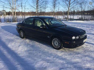käytetty Jaguar X-type Vaihto mönkijään