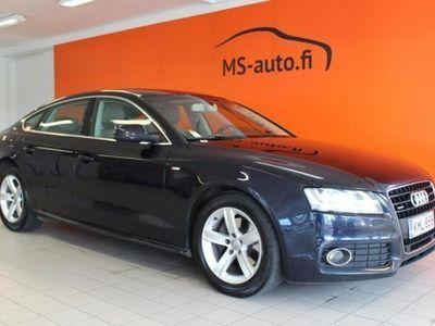 käytetty Audi A5 3,0 V6 TDI Quattro A * 240hv *