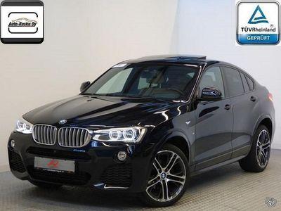 käytetty BMW X4