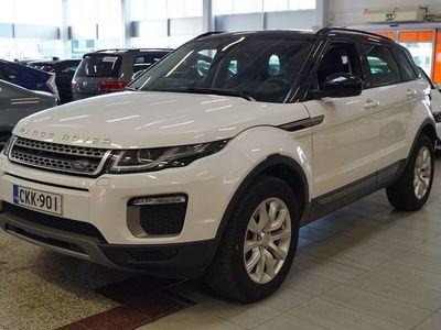 käytetty Land Rover Range Rover evoque 2,0 TD4 150 Aut Business Design SE ** 1-om Suomi-auto / Tutkat / Webasto / Bi-Xenon / Nahat / Sähköp