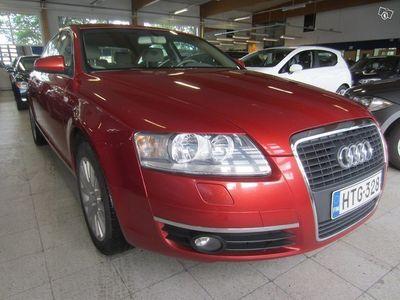 käytetty Audi A6 2.0T FSI Suomi Auto(Rahoitus ilman käsirahaa)