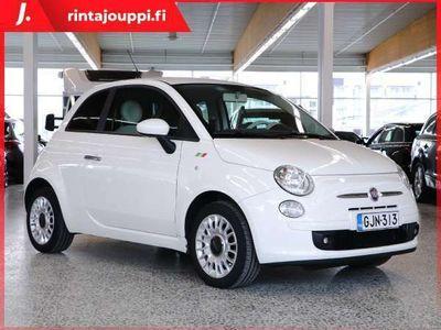 käytetty Fiat 500 Italia 1,2 8v 69 hv Bensiini *** J. kotiintoimitus