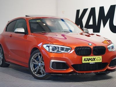 käytetty BMW M140 M140i// V A L E N C I A - O R A N G E // TAKAVETO // HARMAN/KARDON //