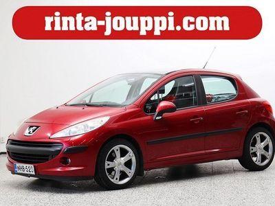käytetty Peugeot 207 Premium 1,6 5-ov. - Siisti hyvinhuollettu panoraama lasikatolla