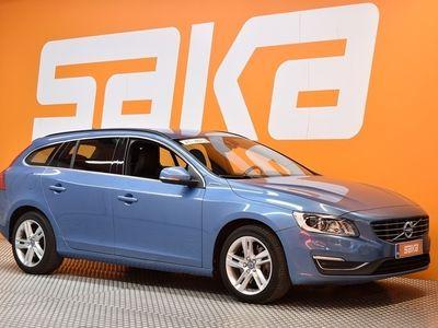 käytetty Volvo V60 D5 AWD Twin Engine Momentum aut ** TULOSSA ** Ota yhteys myyntiimme puh.0207032611 **