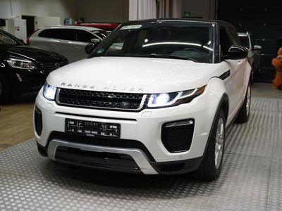 käytetty Land Rover Range Rover evoque 2,0 SD4 180 Aut SE Dynamic 9-vaiht.