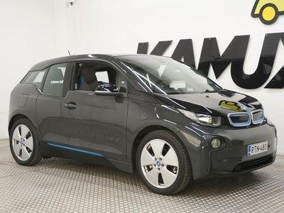 käytetty BMW i3 i3Sedan (AA) 4ov 647cm3 A **** LänsiAuto Safe -sopimus hintaan 590EUR. ****