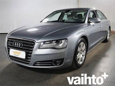 käytetty Audi A8L 3.0 V6 TDI Quattro Aut. S/S Executive - NIGHT VISION - BOSE - WEBASTO