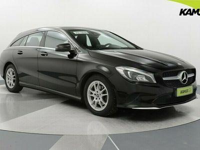 käytetty Mercedes 200 CLA-sarjad A Shooting Brake / Tulossa myyntiin / BLIS / Navi / Avaimeton käynnistys /