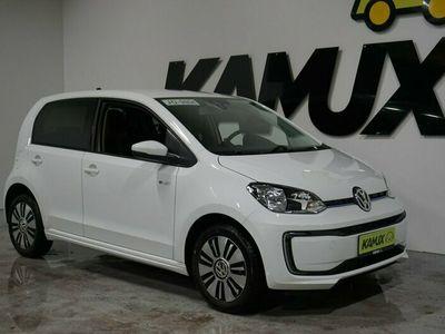 käytetty VW e-up! 60 kW (82 hv) Aut. 4-Ov / Lämmitettävä tuulilasi / BT / Vakkari /