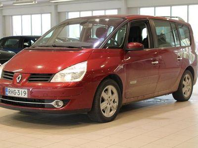 käytetty Renault Grand Espace Dynamique 2,0 16v Turbo Aut - 7 paikkainen facelift