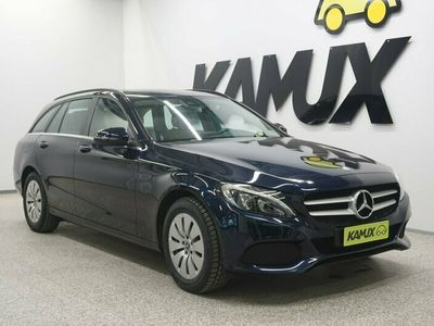 käytetty Mercedes C200 d T A Premium Business / Led-ajovalot / Navi / Pysäköintitutkat!