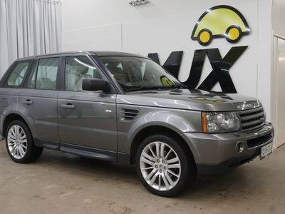 käytetty Land Rover Range Rover Sport HSE TDV6 / Harman/Kardon / Navi / Xenon / Juuri katsastettu /
