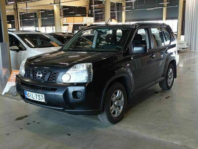 käytetty Nissan X-Trail 2,0 XE 6MT 4x4 ** Juuri tullut! / Suomiauto / Ilmastoitu / Cruise / Koukku **
