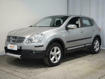 käytetty Nissan Qashqai 1,2L Acenta 2WD 6M/T Safety Pack Connect
