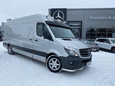 käytetty Mercedes Sprinter 313CDI-3,5/43K pitkä A3 BEALV-VÄHENNYSKELPOINEN